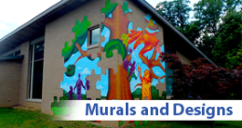 Murals and Designs